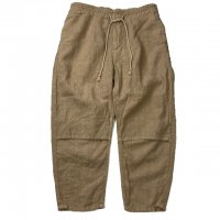 <img class='new_mark_img1' src='https://img.shop-pro.jp/img/new/icons15.gif' style='border:none;display:inline;margin:0px;padding:0px;width:auto;' />ANACHRONORM LINEN TAPERED EASY PANTS BEIGE