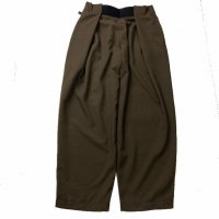 <img class='new_mark_img1' src='https://img.shop-pro.jp/img/new/icons50.gif' style='border:none;display:inline;margin:0px;padding:0px;width:auto;' />Relax Fit BEACH PANTS ポリ BROWN
