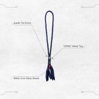 <img class='new_mark_img1' src='https://img.shop-pro.jp/img/new/icons15.gif' style='border:none;display:inline;margin:0px;padding:0px;width:auto;' />GOOPi Woven Necklace -Indigo