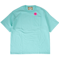 <img class='new_mark_img1' src='https://img.shop-pro.jp/img/new/icons15.gif' style='border:none;display:inline;margin:0px;padding:0px;width:auto;' />RELAX FIT POCKET S/S T-SHIRT MINT BLUE