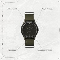 "<img class='new_mark_img1' src='https://img.shop-pro.jp/img/new/icons50.gif' style='border:none;display:inline;margin:0px;padding:0px;width:auto;' />GOOPi×TIMEX ""Reversed Sundial"" OLIVE"