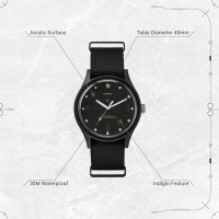 "<img class='new_mark_img1' src='https://img.shop-pro.jp/img/new/icons50.gif' style='border:none;display:inline;margin:0px;padding:0px;width:auto;' />GOOPi×TIMEX ""Reversed Sundial"" BLACK"