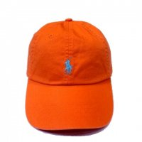 <img class='new_mark_img1' src='//img.shop-pro.jp/img/new/icons60.gif' style='border:none;display:inline;margin:0px;padding:0px;width:auto;' />POLO by RALPH LAUREN Classic Baseball Cap ORANGE