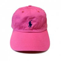 <img class='new_mark_img1' src='//img.shop-pro.jp/img/new/icons60.gif' style='border:none;display:inline;margin:0px;padding:0px;width:auto;' />POLO by RALPH LAUREN Classic Baseball Cap PINK