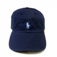 <img class='new_mark_img1' src='//img.shop-pro.jp/img/new/icons50.gif' style='border:none;display:inline;margin:0px;padding:0px;width:auto;' />POLO by RALPH LAUREN Classic Baseball Cap NAVY