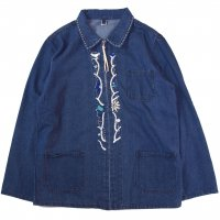 <img class='new_mark_img1' src='https://img.shop-pro.jp/img/new/icons50.gif' style='border:none;display:inline;margin:0px;padding:0px;width:auto;' />EARLY MORNING  DENIM SOUVENIR JK