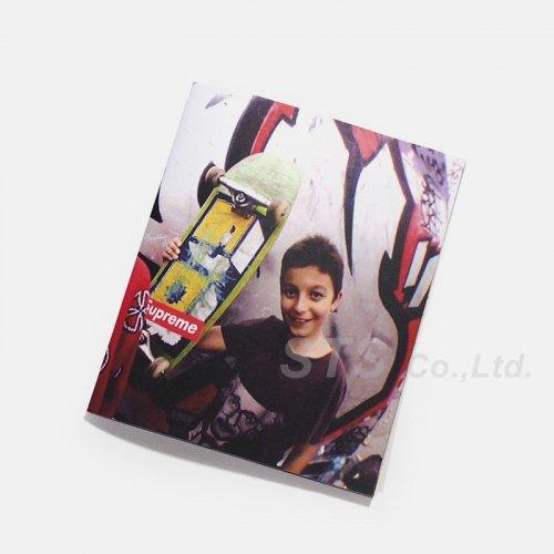 Supreme - Paris Photo Book