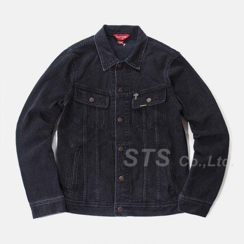 Supreme - Black Sabbath Denim Trucker Jacket