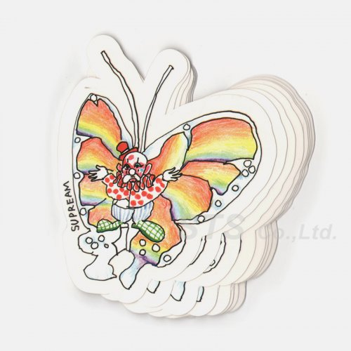 Supreme - Gonz Butterfly Sticker