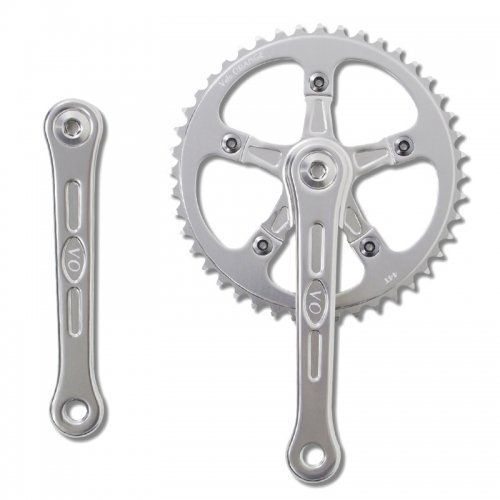 Velo Orange - Grand Cru Fluted Single Crankset MK2