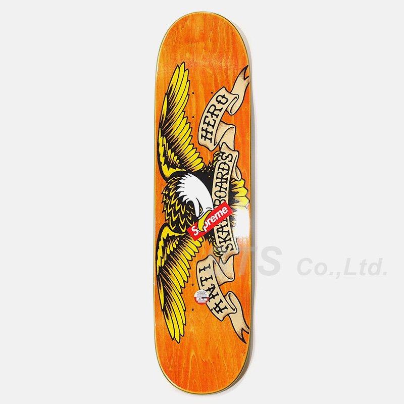 Supreme/ANTIHERO Pope Skateboard