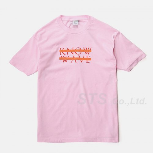 Know Wave - Pink Wavelength T-Shirt