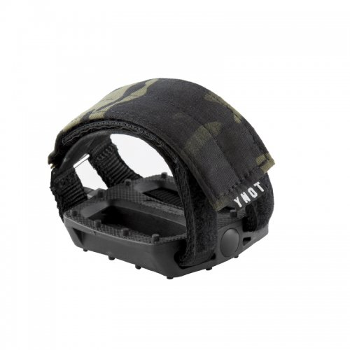 YNOT - Pedal Strap / Specialty Multi Cam Black