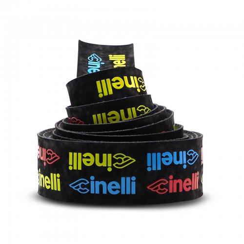 Cinelli - Logo velvet Ribbon Tape