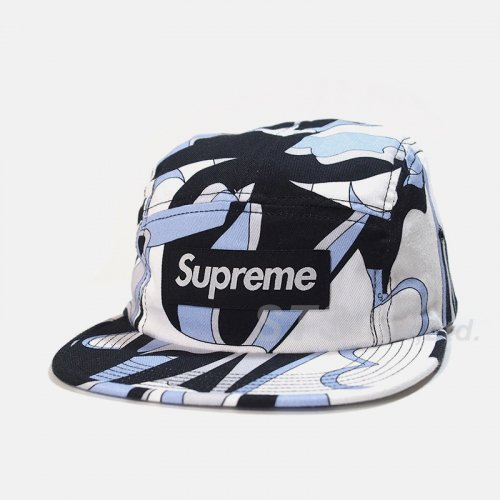 Supreme - Abstract Camp Cap