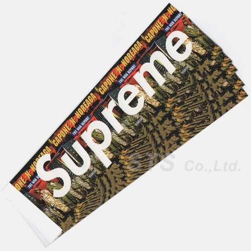Supreme - The War Report Box Logo Sticker