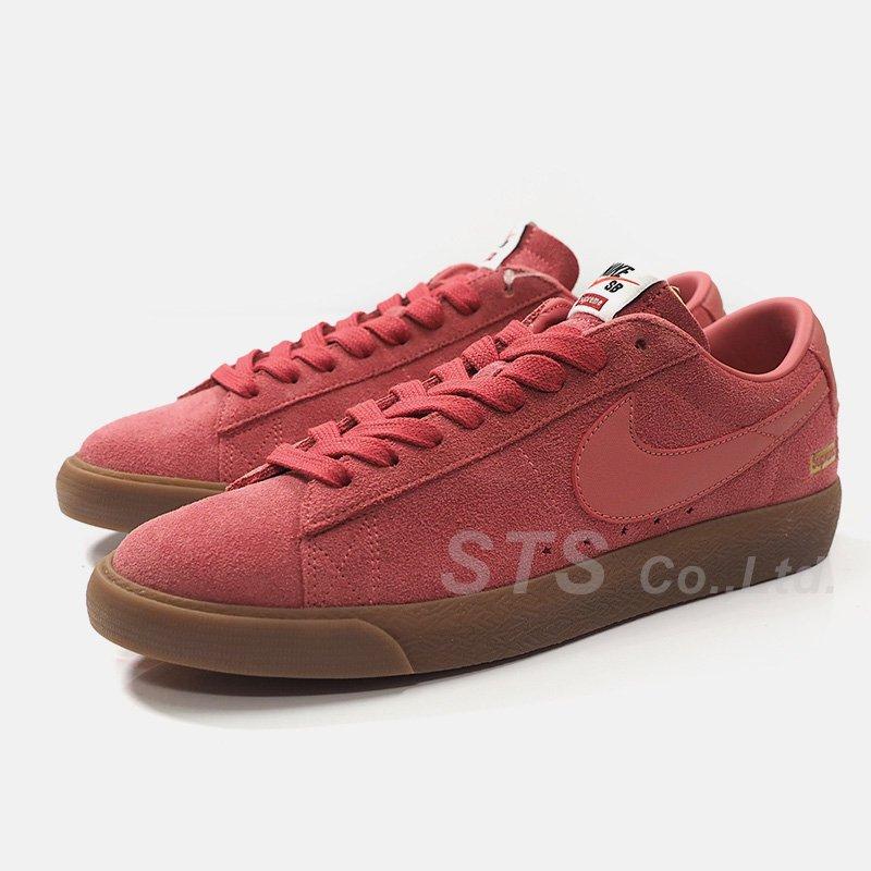 Supreme/Nike SB Blazer Low