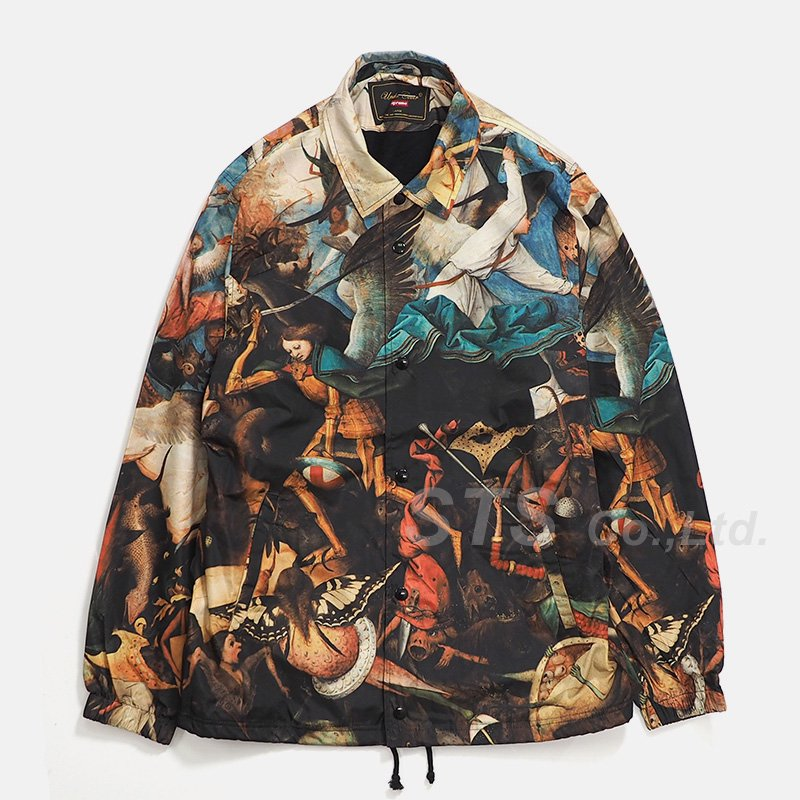 Supreme/UNDERCOVER Coaches Jacket