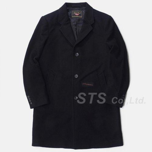 Supreme/UNDERCOVER Wool Overcoat