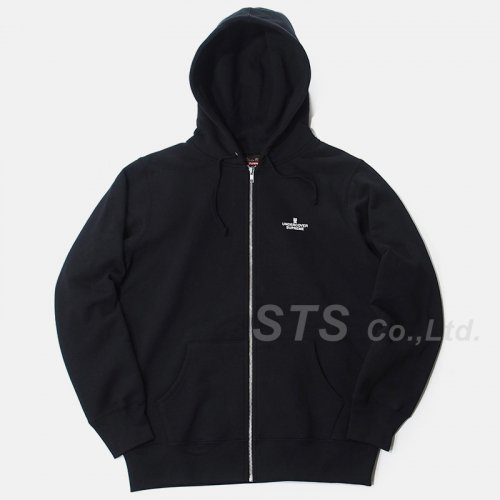 Supreme/UNDERCOVER Generation Fuck You Zip Up Sweat
