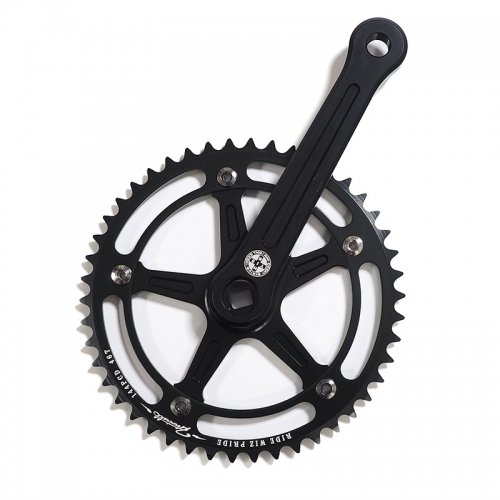 HOW I ROLL - T19 x HOW I ROLL Minium Crank / Black