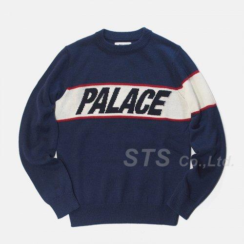 Palace Skateboards - Logo Knit