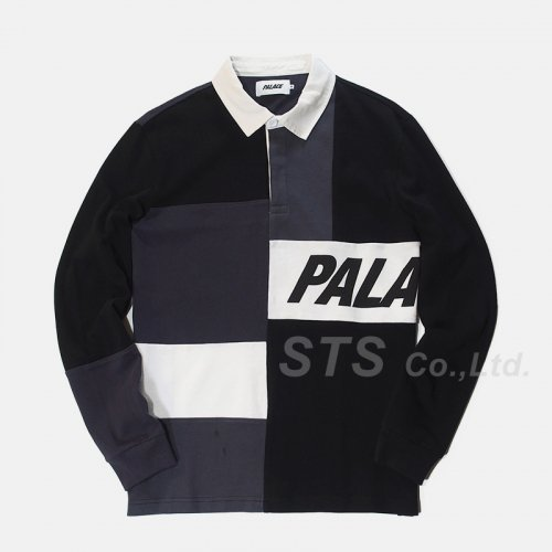 Palace Skateboards - Patchwork Rugby