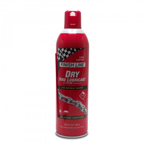 FINISH LINE - Dry Bike Lubricant / 500ml