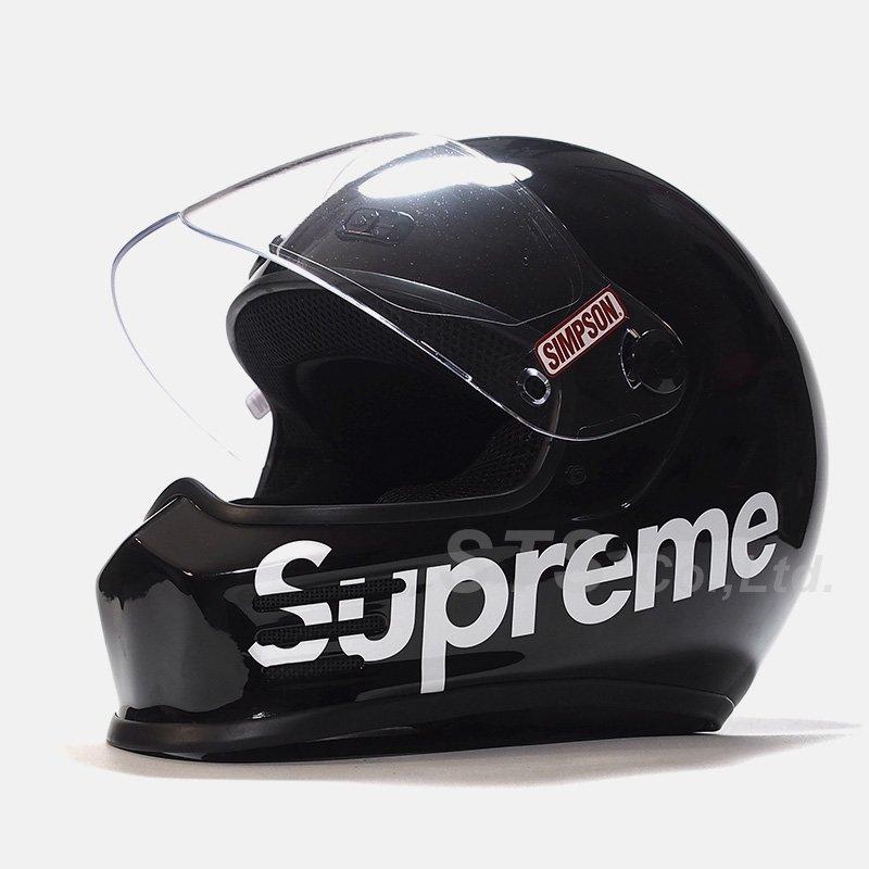 Supreme/Simpson Street Bandit Helmet