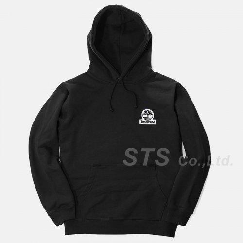 Supreme/Timberland Hooded Sweatshirt