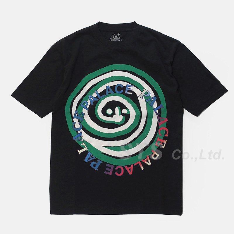 Palace Skateboards - Curly Swirly T-Shirt