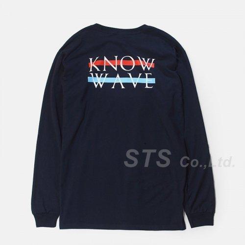 Know Wave - NO. KW112816 Listen L/S Tee