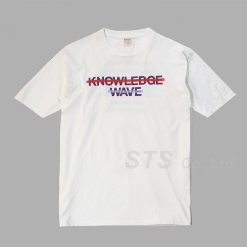 Know Wave - NO. KW112516 Knowledge Wave Tee