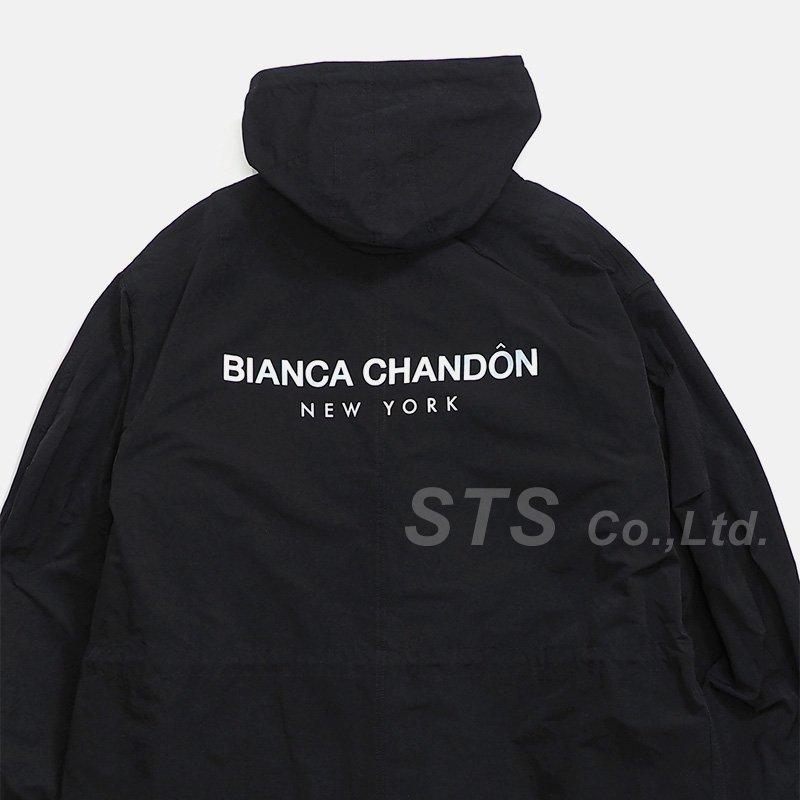Bianca Chandon - Oversized Adjustable Jacket With Back-Print