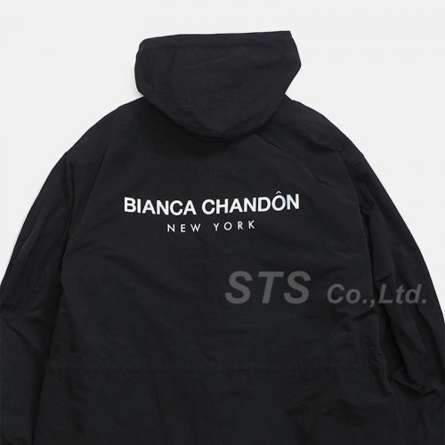 Bianca Chandon - Oversized Adjustable Jacket With Back-Print