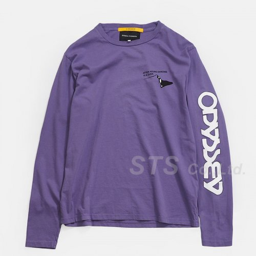 Bianca Chandon - Odessey Long Sleeve T-Shirt  (B.C. x UNION)