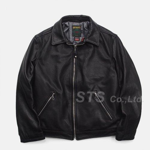 Supreme/Schott Leather Work Jacket