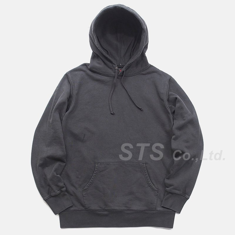Supreme - Overdyed Hooded Sweatshirt
