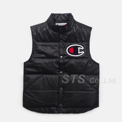 Supreme/Champion Puffy Vest