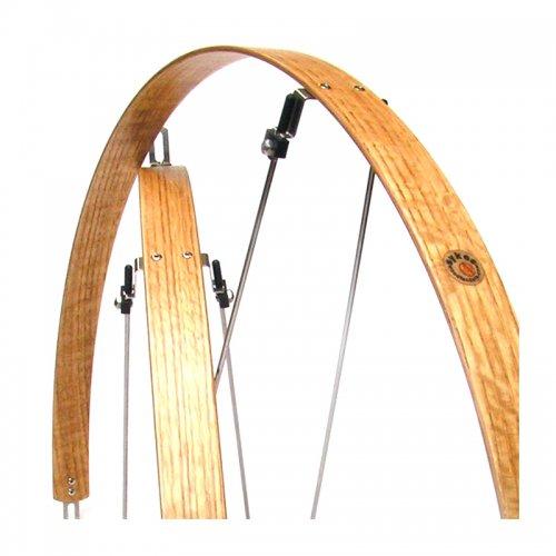 Sykes Wood Fenders - Wood Fender / 700c