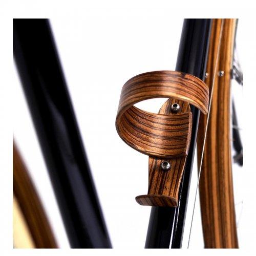 Sykes Wood Fenders - Wooden Bottle Holder