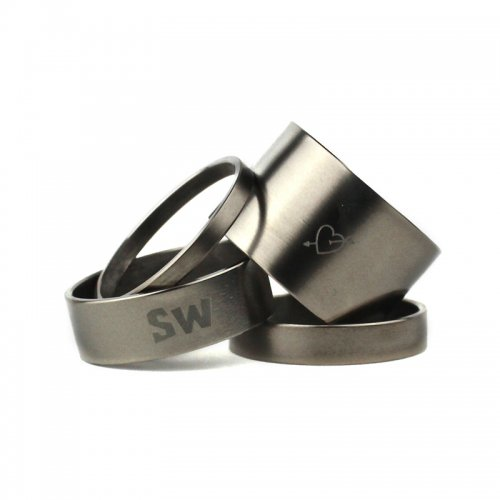 SimWorks - With Me Ti Spacer / 6mm