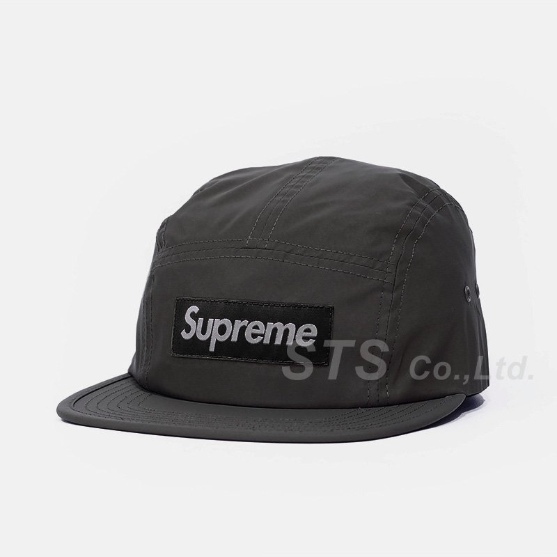 Supreme - Reflective Camp Cap