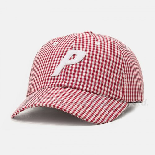 Palace Skateboards - P 6-Panel Gingham