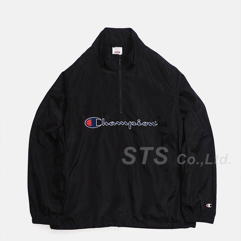 Supreme/Champion Half Zip Pullover