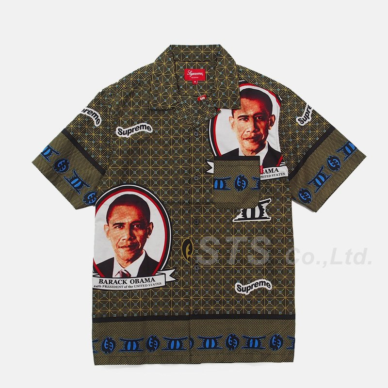 Supreme - Obama Shirt