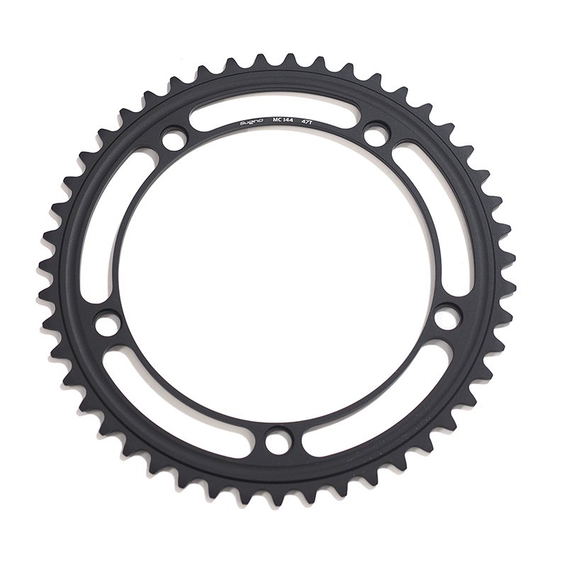 Sugino - MC144 Chainring (Black , 47T...