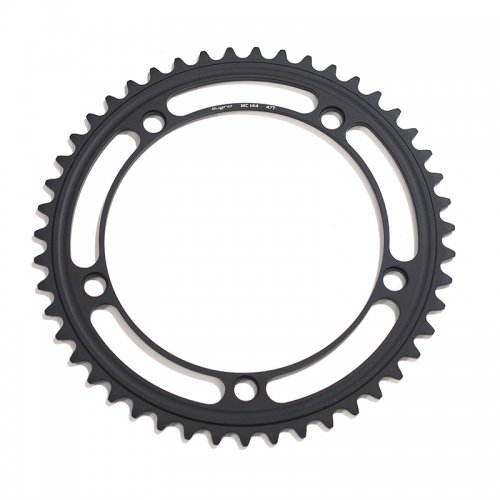 Sugino - MC144 Chainring (Black , 47T-48T)