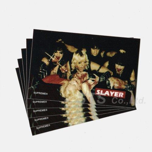 Supreme/Slayer Altar Sticker