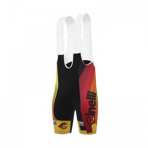 Cinelli - Chrome Racing Bib Shorts 2017